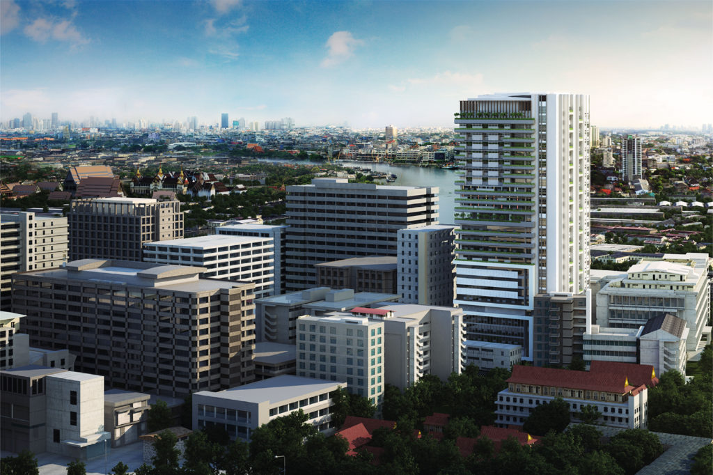 Announcement of SSPO: Eligble Students to Stay in Dormitory of Faculty of Medicine Siriraj Hospital Campus